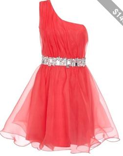 26745c722 VESTIDOS ELEGANTES DE FIESTA COLOR CORAL | Prom dress | Vestidos ...