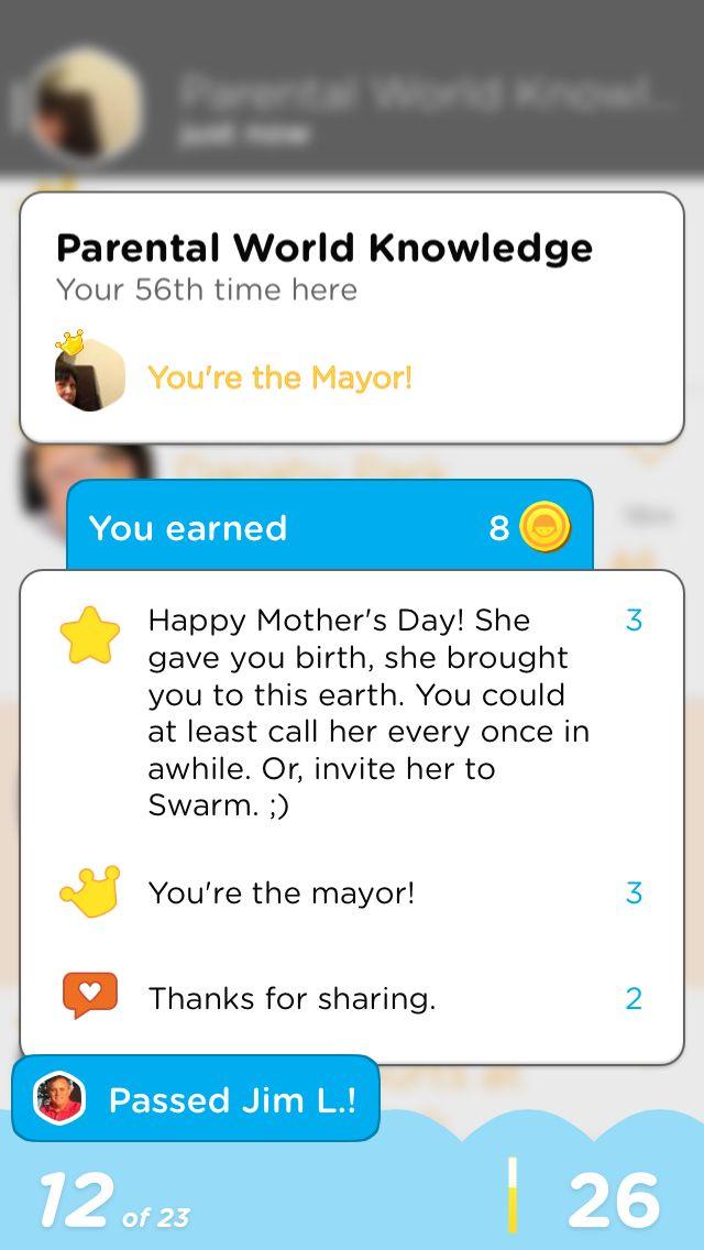 Check out this epic check-in on Swarm! https://www.swarmapp.com/parentalworldkn/checkin/572f59a9498e2fba01d910e2?s=fCWWoKyP4y5w3ENPEYdBFqsmP0U