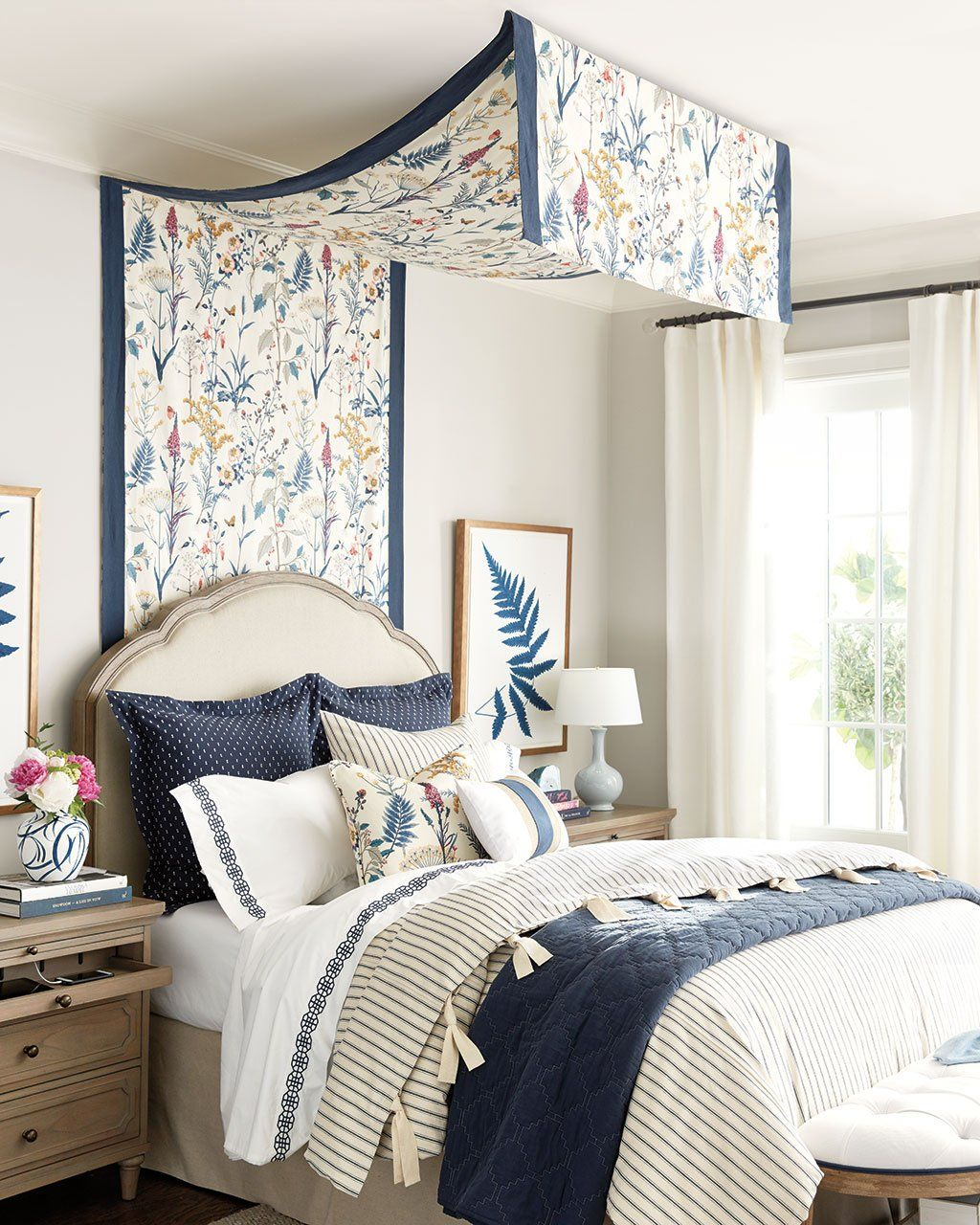 Bedroom Creator Online: How To Create A Canopy For Your Bed