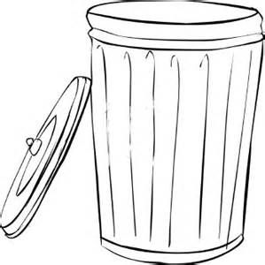 2c626f70ce15e42e0929535060969132 Coloring Pages Of A Trash Can