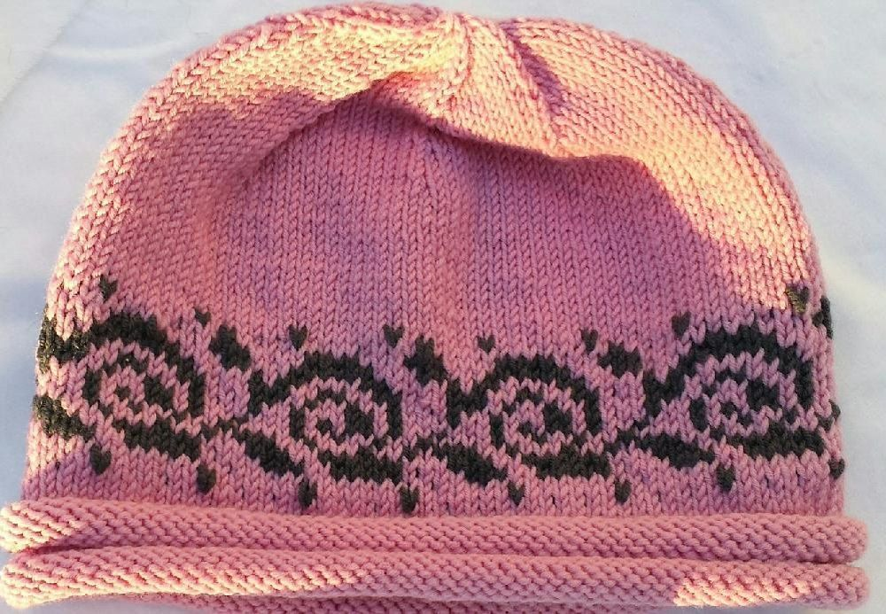 Chemo Cap Free Charity Knitting Pattern By Idle Hands Knits Free