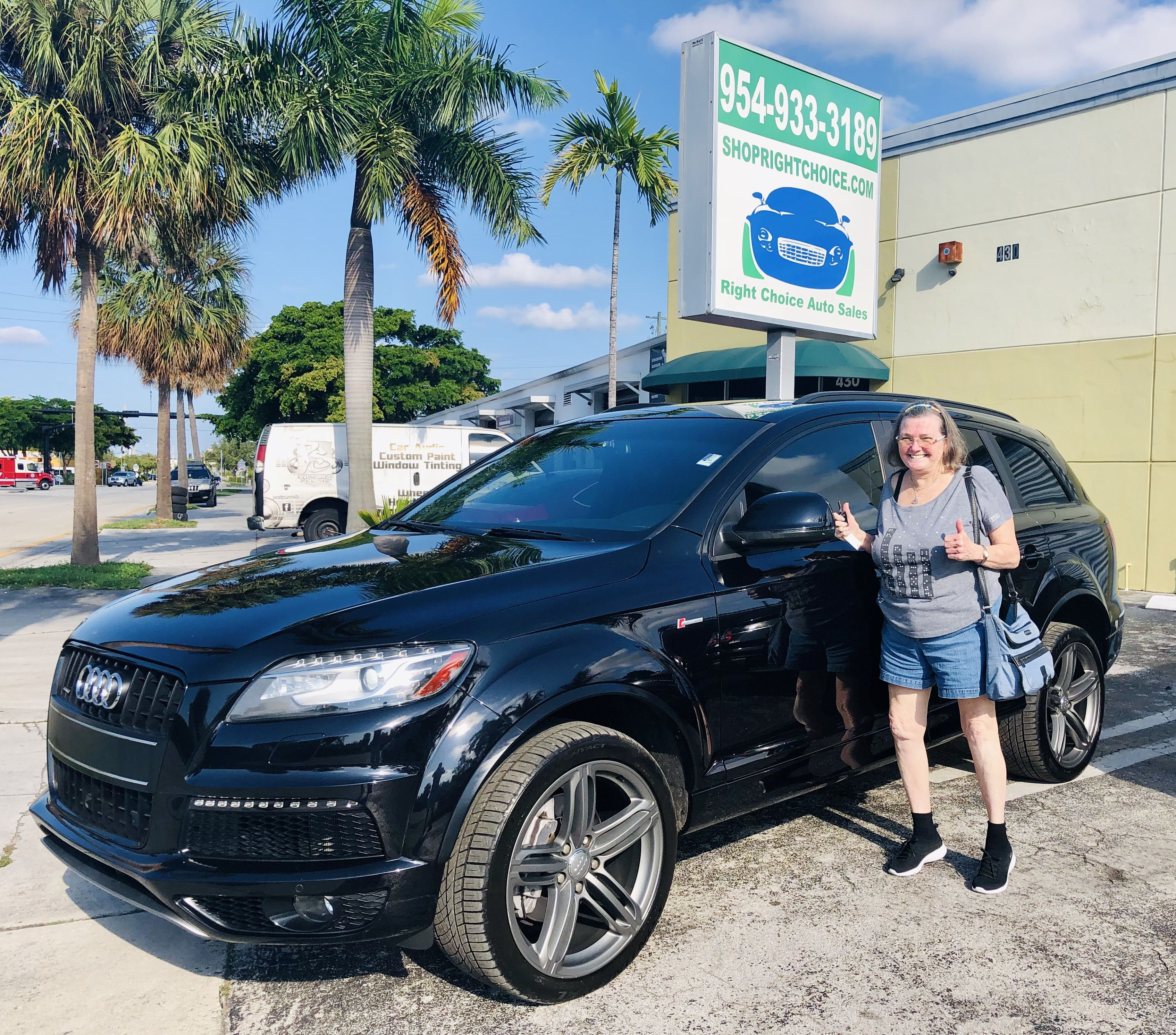 Toni Saved $5,660 On This Spectacular 2015 Audi Q7