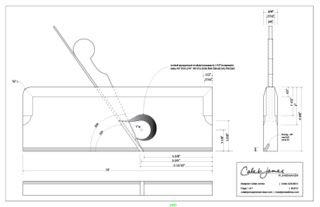 Free Wooden Rabbet Plane Plans Woodworking Hand Planes Woodworking Hand Tools How To Plan