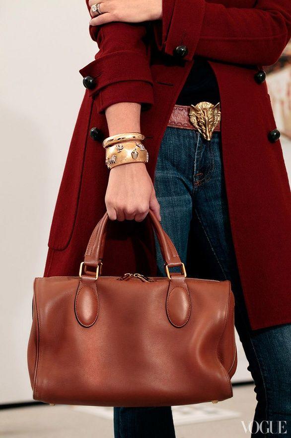 La Dolce Vita: Glamour Obsession: Burgundy, Bordeaux, Merlot