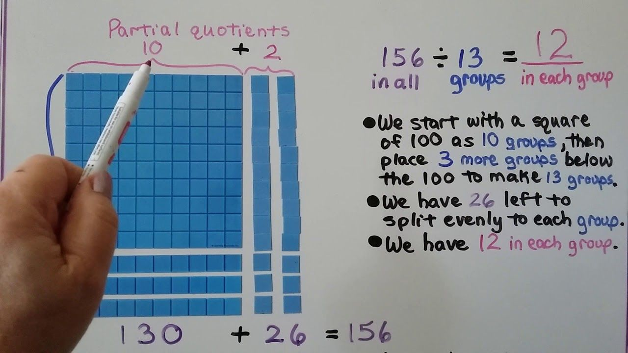 11+ Division with 2 digit divisors 5th grade ideas in 2021