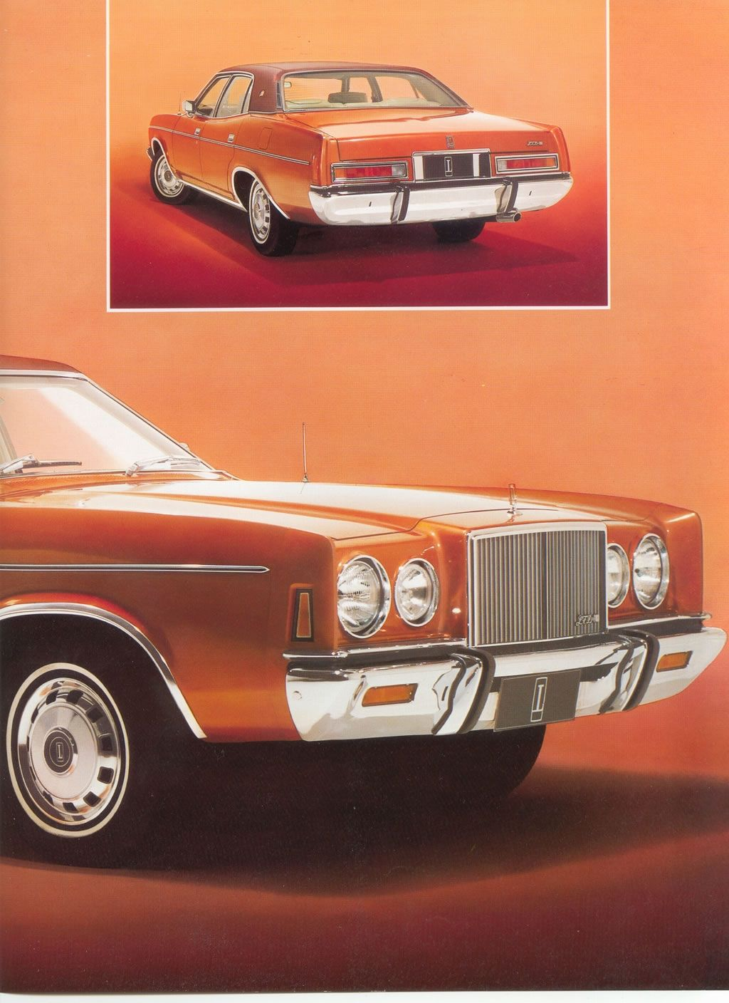 1978 Ford Australia LTD | Fairmonts,Fox Bodies,and other Ford cars ...