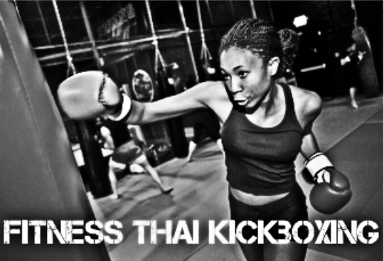 Fitness Thai Kickboxing is a fun, high energy workout that is beginner friendly but constantly varied to keep you motivated and challenged. #Atlanta