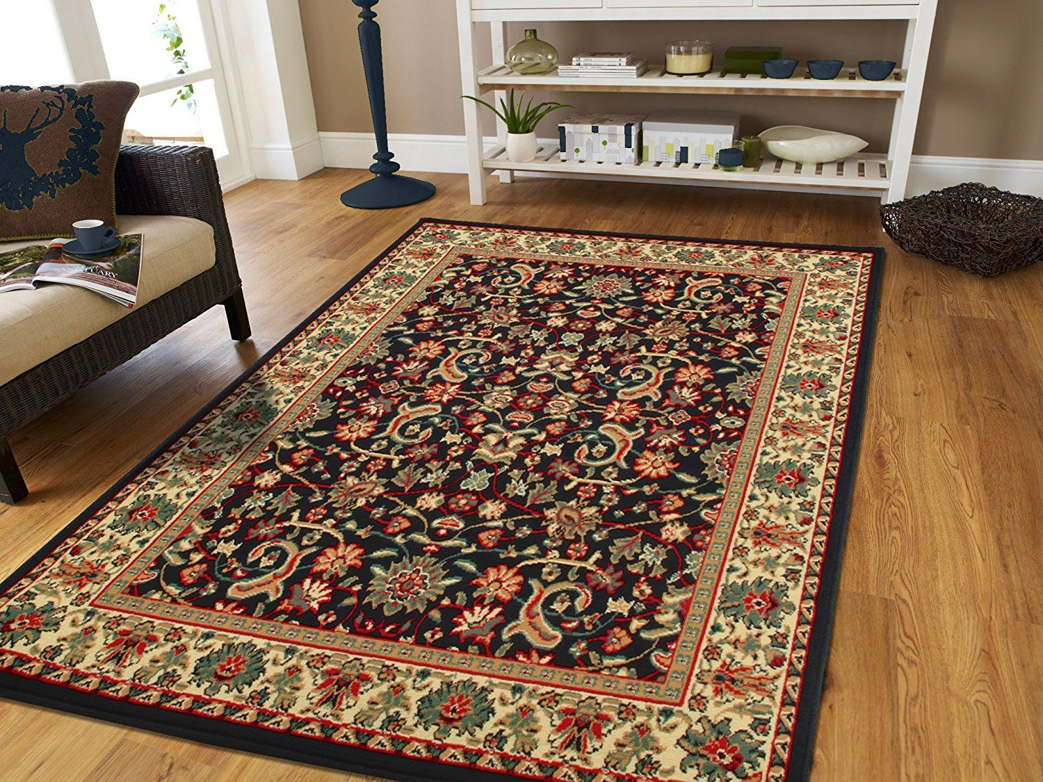 Traditional Area Rugs On Clearance 5x7 Persian Rug For Living Room