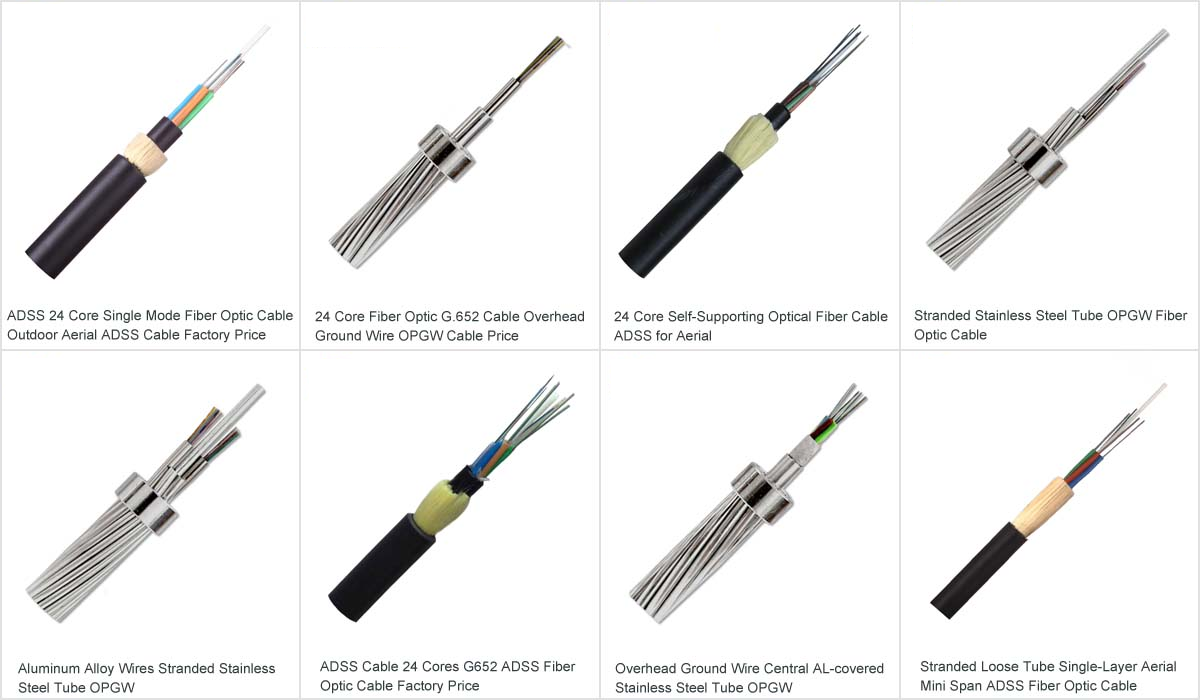 ADSS/OPGW cable Contact via jimmy@ksdfibercable.com