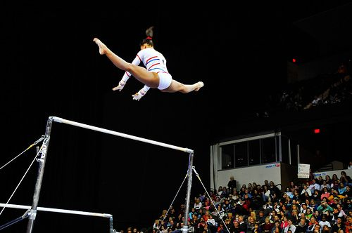 gymnastics - uneven bars! | Stuff I Love | Gymnastics ...