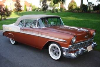 1956 Chevrolet Bel Air Maintenance/restoration of old/vintage vehicles: the material for new cogs/casters/gears/pads could be cast polyamide which I (Cast polyamide) can produce. My contact: tatjana.alic@windowslive.com
