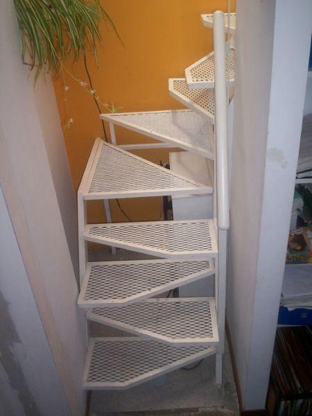 escaleras y espacio