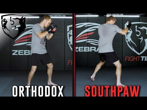 10 Ways To Switch Your Stance From Orthodox To Southpaw Youtube Gym Workout Chart Workout Boxing Stance