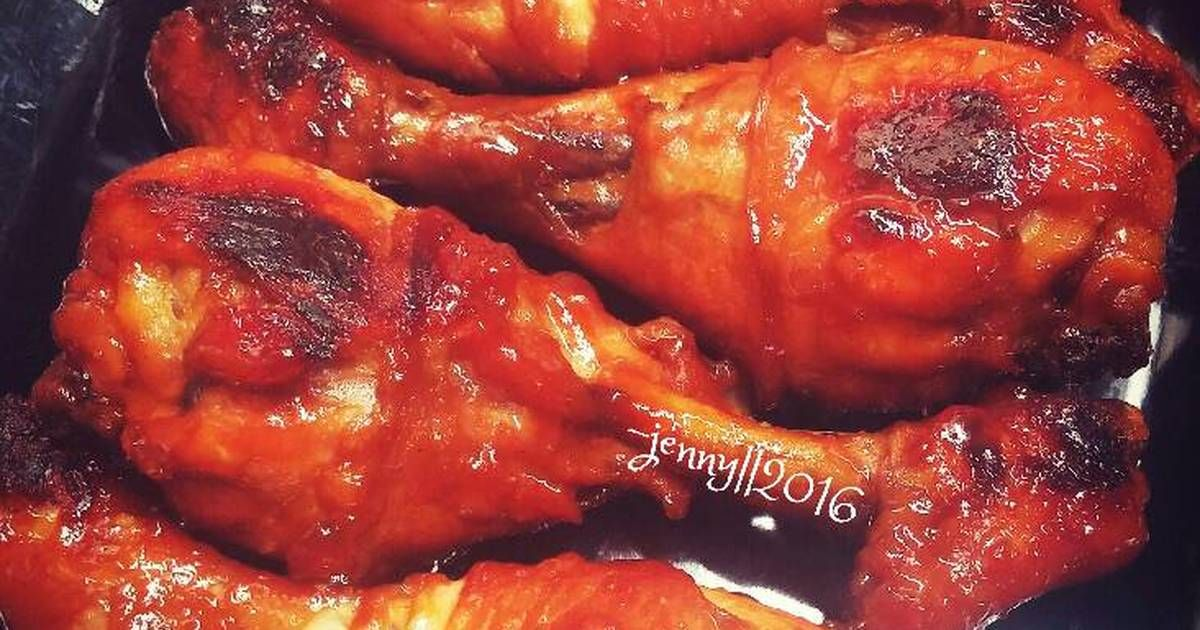 Resep Ayam Bakar Madu Oleh Jenny Resep Resep Ayam Resep Makanan Resep