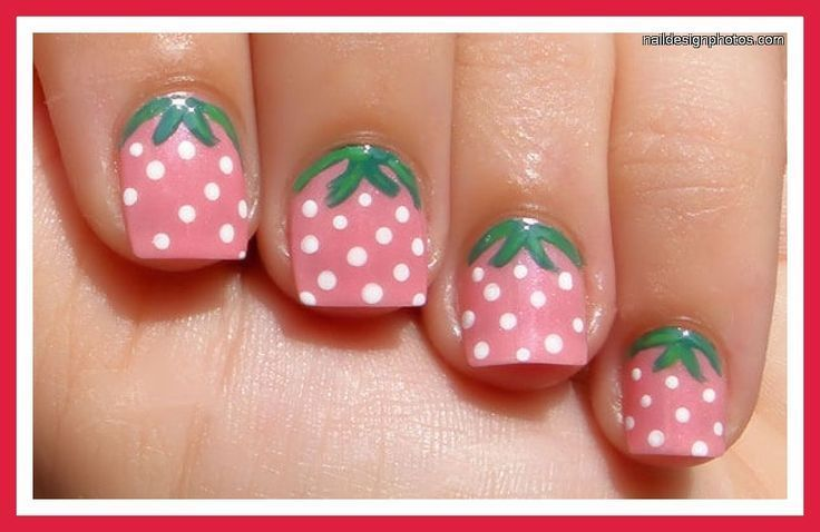 nice Easy To Do Nail Designs | easy to do nail designs for short ...