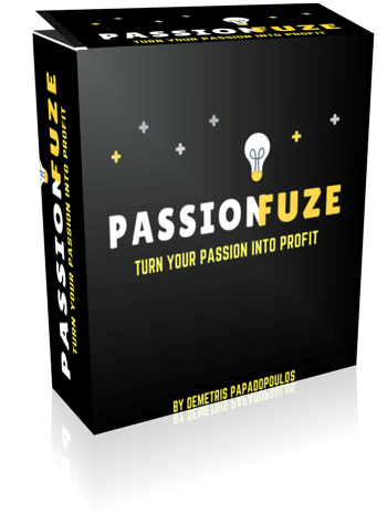 passionfuze review bonus how to make money from your passions