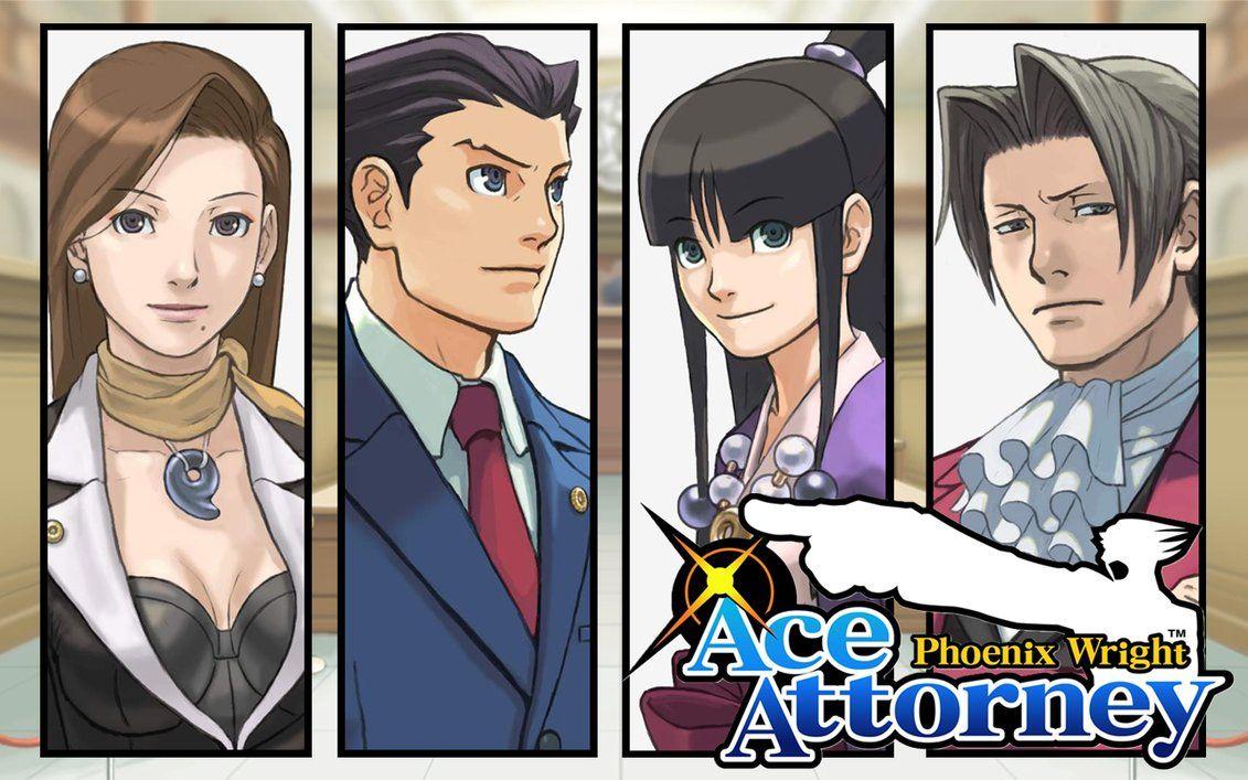 Ace Attorney Wallpaper Wallpaper Wallpapers 1280x1024