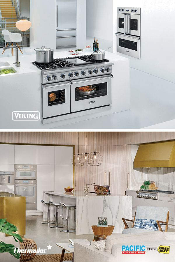 Get Your Kitchen Holiday Hosting Ready With Flexible Financing When You Use The My Best Buy Credit Card Appliance Brands Featured Viking And Decoration Diy