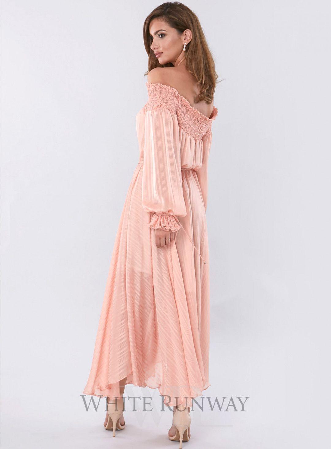 Primrose Midi. A gorgeous maxi dress by Pasduchas. A flowy off ...