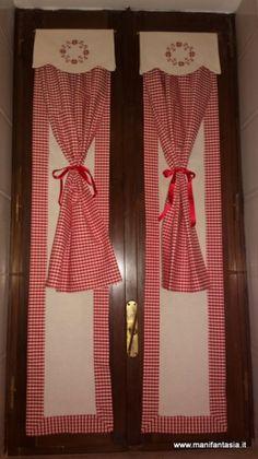 tutorial come fare le tendine per la cucina | cortinas | Pinterest ...