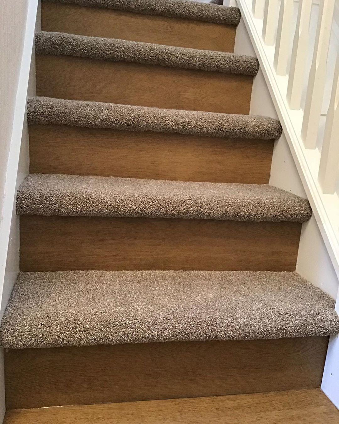 Doing What We Do Best Lvt Carpet Stairs Dryanflooring Lvtflooring Flooringinstallation Carpetfitter Carpet Rugs On Carpet Viscose Rug Carpet Fitters