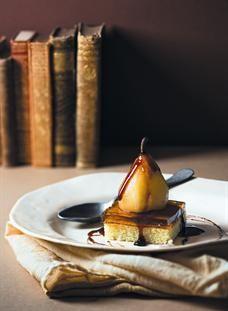 Pear Trifle Recipe