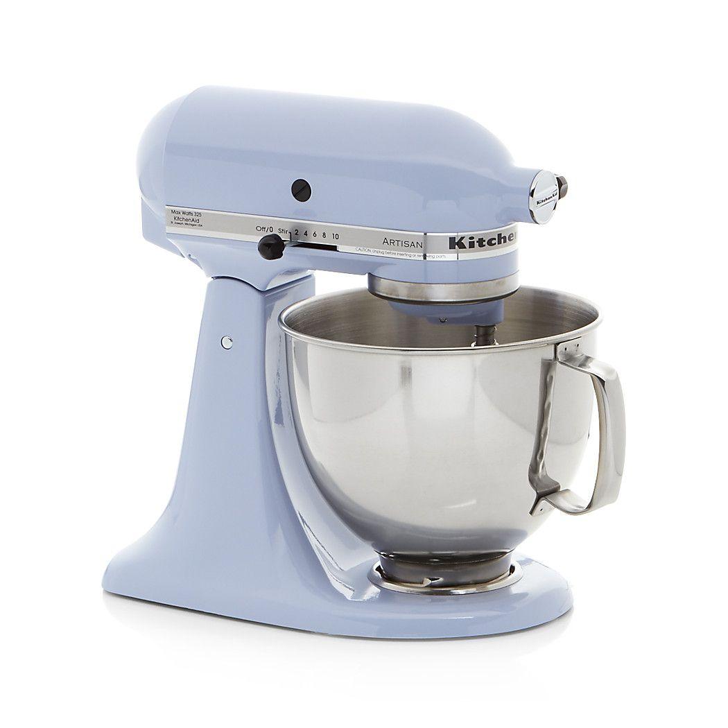 Kitchenaid Artisan Lavender Cream Stand Mixer Violet