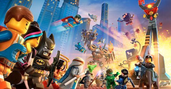 Friv Boss The Lego Jigsaw Puzzles Lego Movie Lego Wallpaper Lego