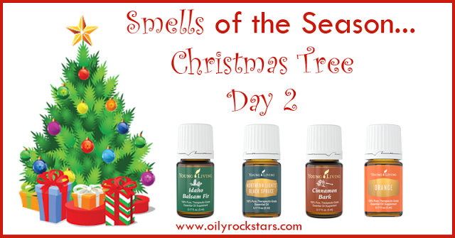 Smells Of The Season Day 2 Christmas Tree Essential Oils Christmas Essential Oil Spray Recipes Young Essential Oils