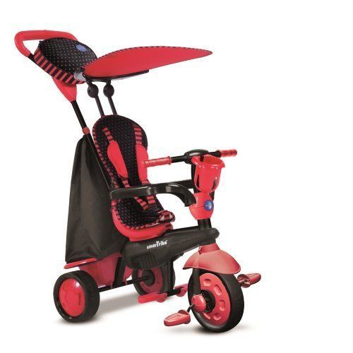 Baby Tricycle 4-in-1 Ride On Stroller #smarTrike