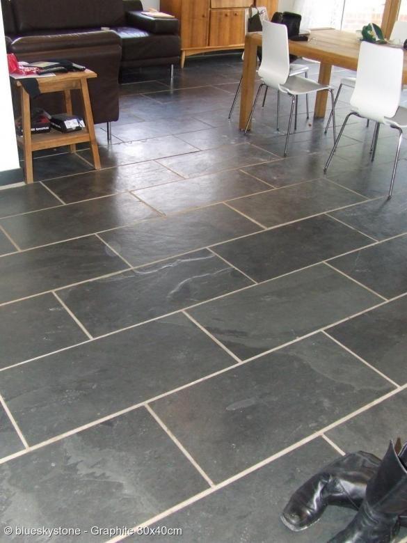 dark gray kitchen floor   grey kitchen floor tiles  blueskystone graphite 80x40cm dark gray kitchen floor   grey kitchen floor tiles  blueskystone      rh   pinterest com