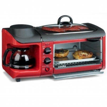 Countertop Oven Breakfast Center 3 in 1