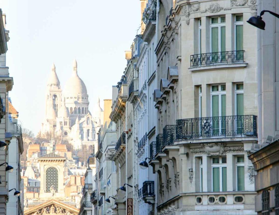 Paris / Montmartre / Sacré Coeur