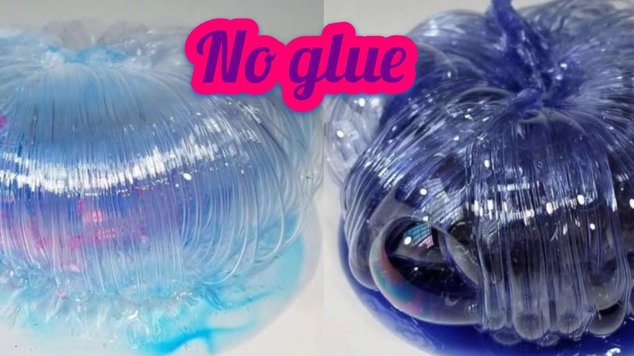 Water slime how to make the best clear slime without glue without water slime how to make the best clear slime without glue without borax water ccuart Gallery