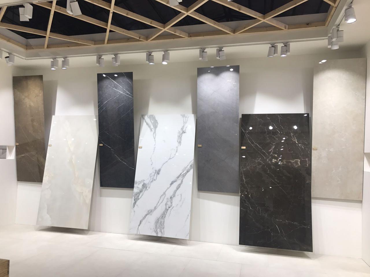 Ceramic Tiles Exhibit Living Room Tiles Tile Bathroom Vitrified Tiles