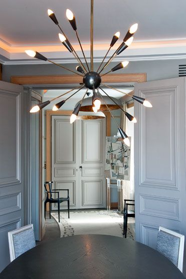 In Paris The Sixth Comes In First Mid Century Modern Lighting