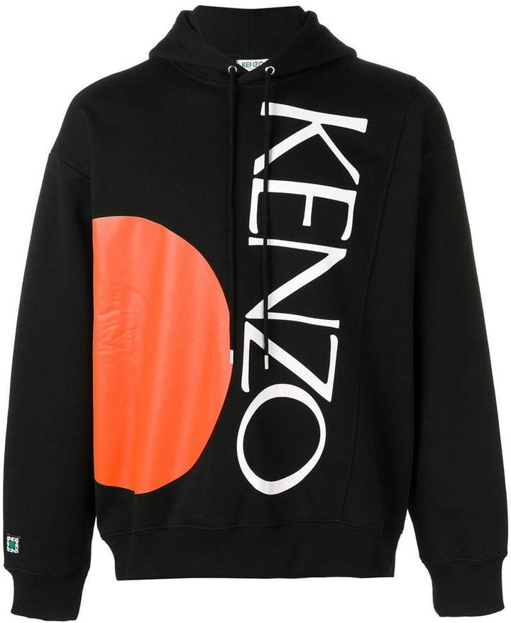 82c9d5f0a0 Kenzo Colour Block Hoodie in 2019 | Products | Hoodies, Color, Kenzo