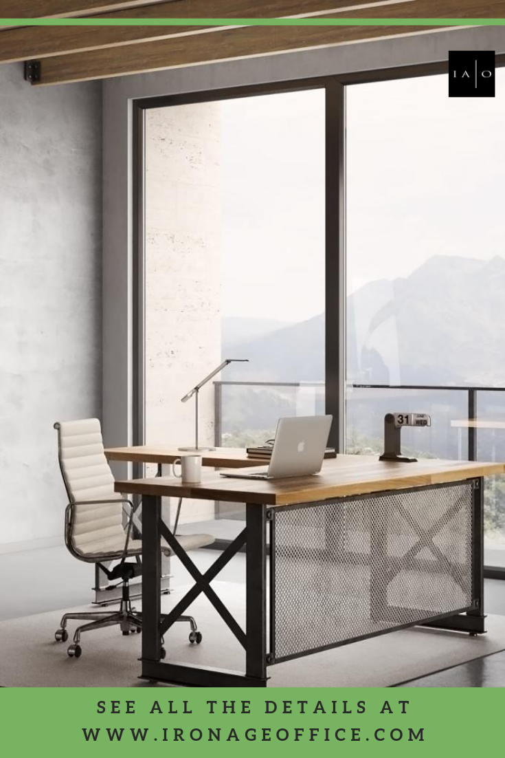 looking to make your office stand out? this desk will do the