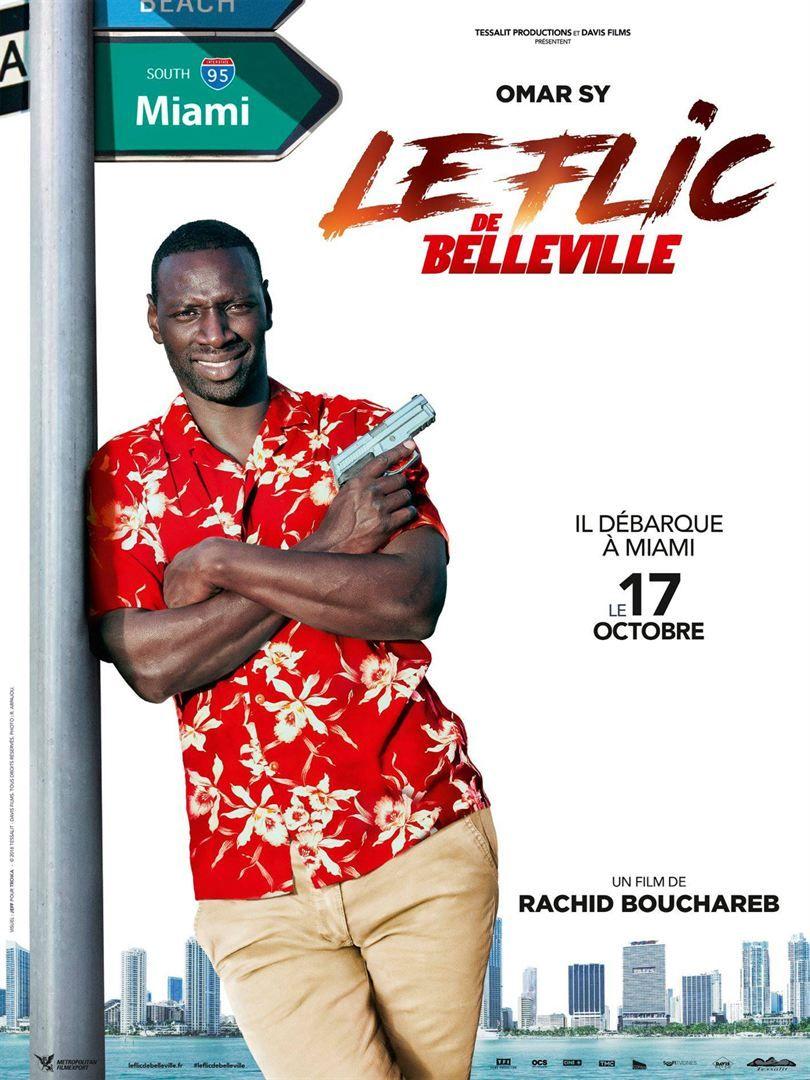 Le Flic de Belleville en streaming vf