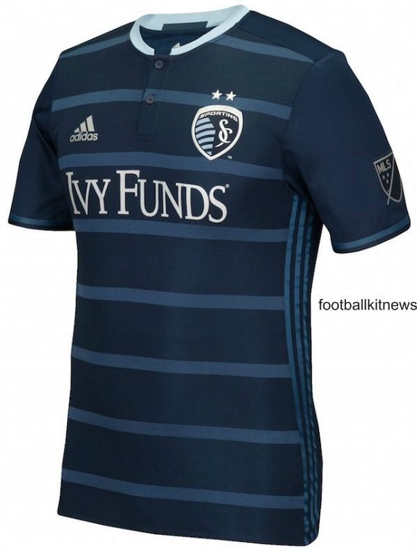 218f1dfc This is the new Sporting KC away shirt 2016, Sporting Kansas City's new  alternate jersey for the 2016 MLS season. Made by Adidas