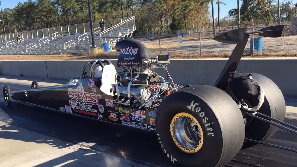 S&W Dragster 16-71 Blower