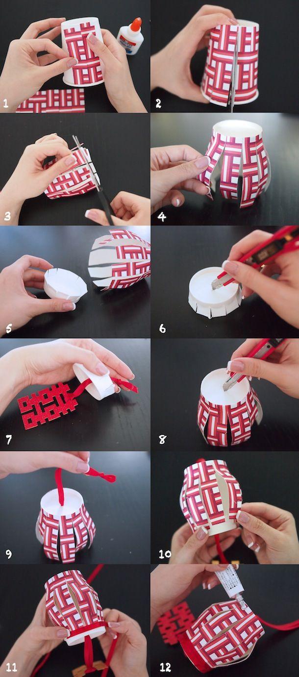 The Most Stunning DIY Paper Lanterns Ideas