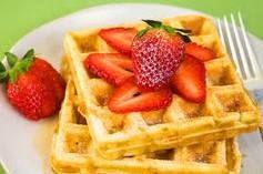 Resep Pembuatan Kue Waffle Tokopastri Com Resep Makanan Makanan Resep Makanan Bayi