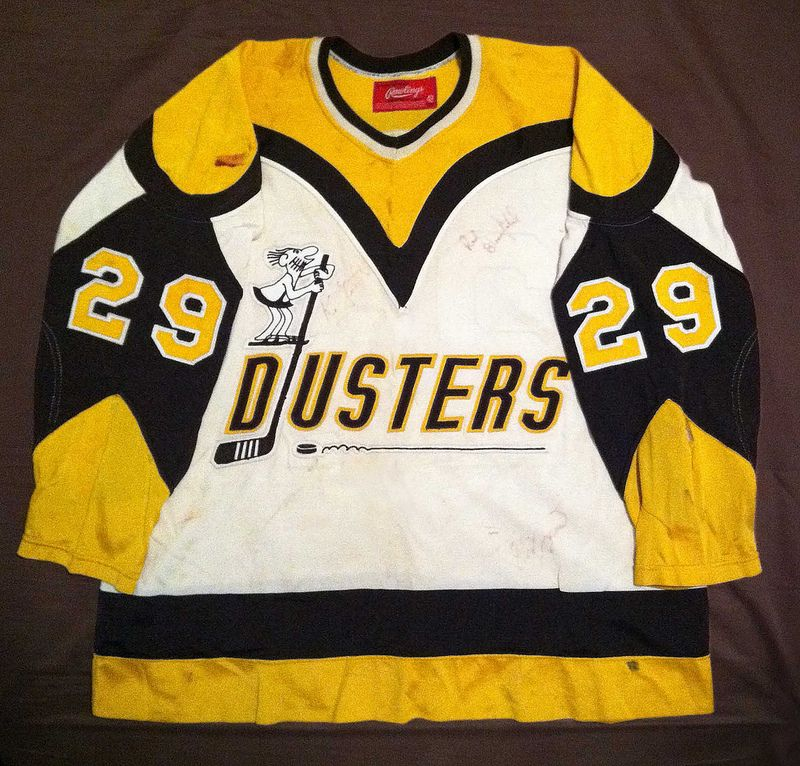 Broome Dusters 1973-75 home jersey. 237a064bdfc
