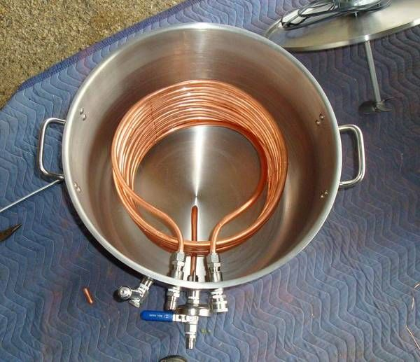 Herms Mash System Home Brew Brewing Bar Equipment