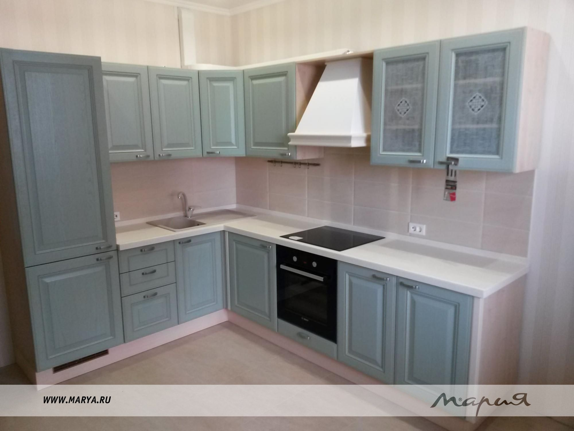 Мебель для кухни: Кухня Borgo   Мебельная Фабрика Мария
