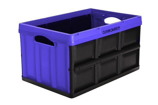 46 Liter Collapsible Storage Bin 3 Pack With Images Collapsible Storage Bins Storage Bins Crates