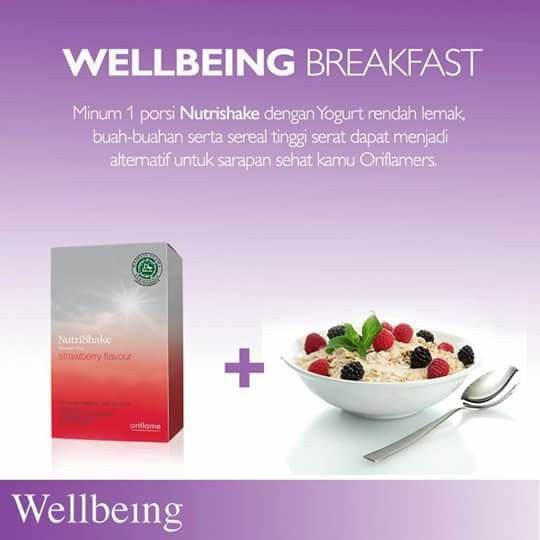 Nutrishake Untuk Diet Yogurt Rendah Lemak Sarapan Sehat Sarapan