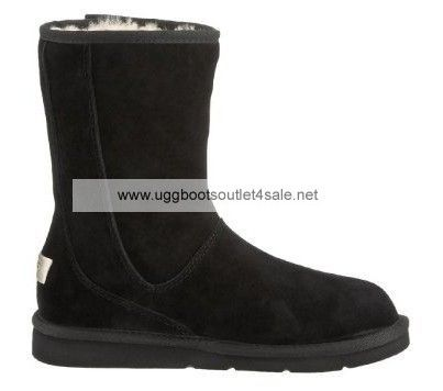 Mayfaire Tall Ugg Boots 5116 Black