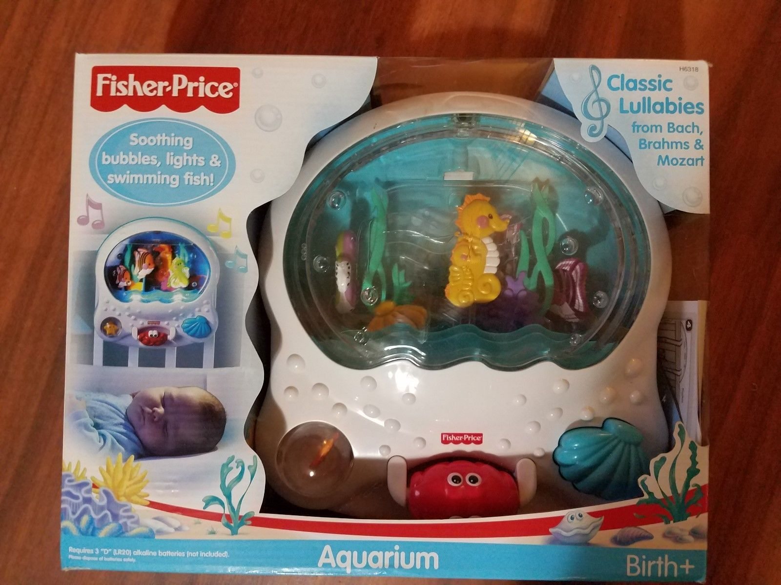 Fisher Crib Soother Aquarium - 1000 Ideas